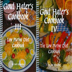 Gout Hater's Cookbooks III and IV